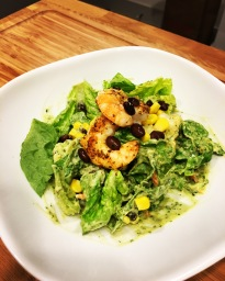 SW Shrimp Salad